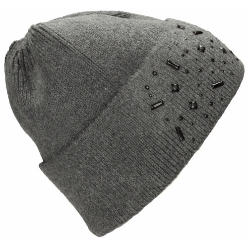 Kepurė Invuu London žieminė Grey 15H02012 Paveikslėlis 1 iš 1 301162000071