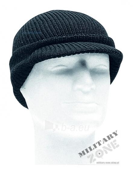 Kepurė JEEP CAP Black Paveikslėlis 1 iš 1 251510700097