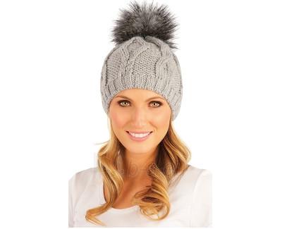 Kepurė Litex moteriška, žieminė 87474 Paveikslėlis 1 iš 1 301162000075