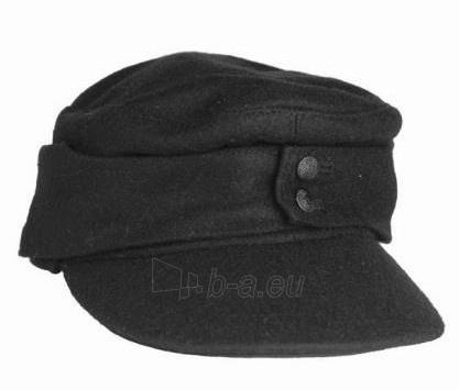 Kepurė M43 black WH Panzer WWII, repro Paveikslėlis 1 iš 1 251510700141