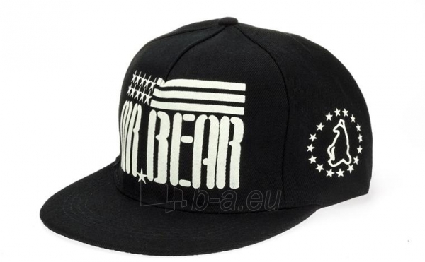 Kepurė Mr.Bear Paveikslėlis 1 iš 3 310820035506
