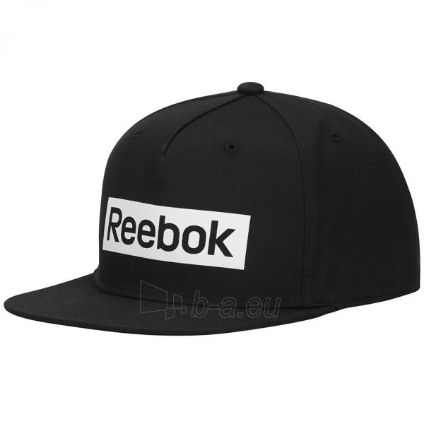 Kepurė Reebok Linear Logo Cap OSFM FR8243 Paveikslėlis 1 iš 4 310820223238