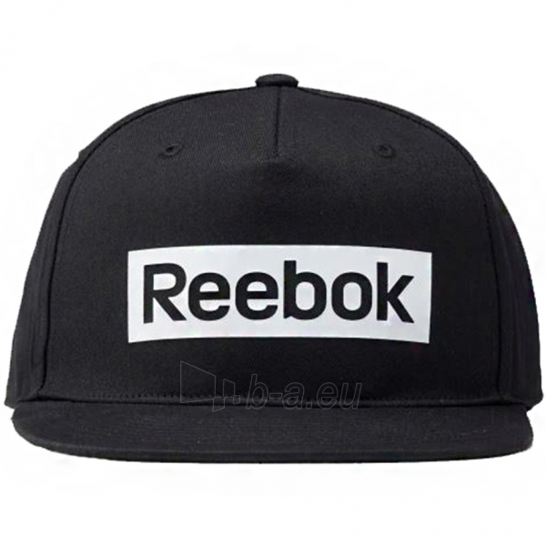 Kepurė Reebok Linear Logo Cap OSFM FR8243 Paveikslėlis 2 iš 4 310820223238