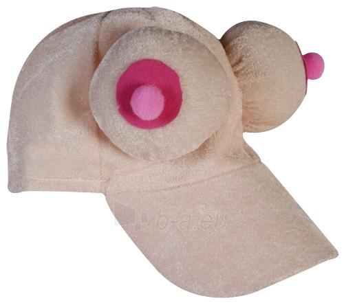 Kepurė su krūtine Paveikslėlis 1 iš 1 310820022168