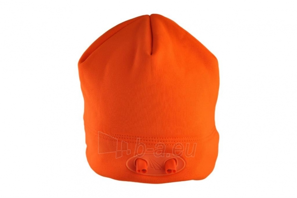 Kepurė su lemputėmis PowerNeed Sunen POWERCAP Headlamp Beanie LED, orange Paveikslėlis 2 iš 6 310820072811