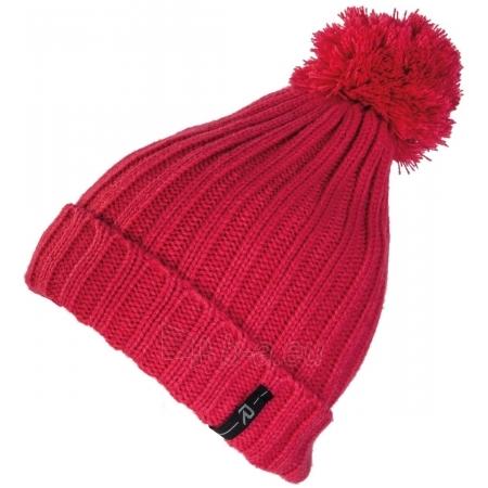 Kepurė vaik. FEROL III megz. 29340 901 L pink Paveikslėlis 1 iš 1 310820211223
