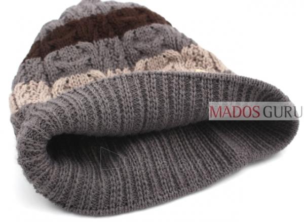 Kepurės ir šaliko komplektas VK057 Paveikslėlis 3 iš 4 301162000157