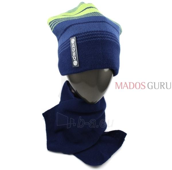 Kepurės ir šaliko komplektas VK058 Paveikslėlis 1 iš 5 301162000158