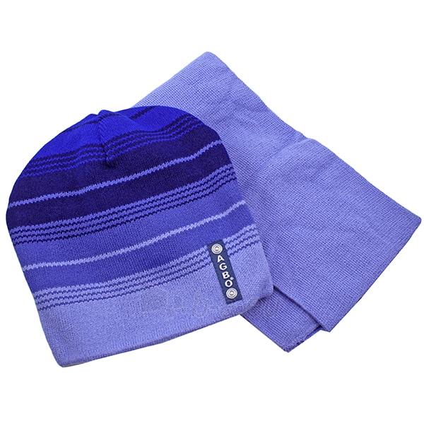 Kepurės ir šaliko komplektas VK060 Paveikslėlis 4 iš 5 301162000160