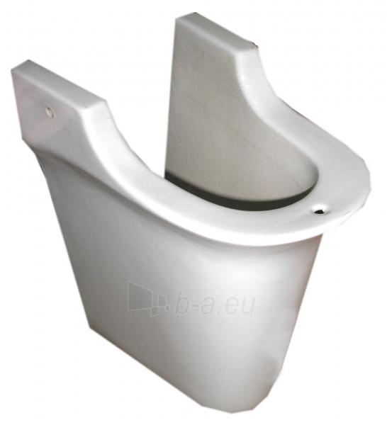 Keramikinė puskoja praustuvui 220x310x430 Paveikslėlis 2 iš 2 270711001380