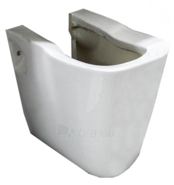 Keramikinė puskoja praustuvui KN269-1 Paveikslėlis 1 iš 2 270711001113