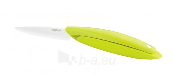 Keramikinis peilis 10cm,žalias Paveikslėlis 1 iš 4 310820012682