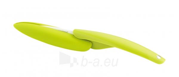 Keramikinis peilis 10cm,žalias Paveikslėlis 4 iš 5 310820012682