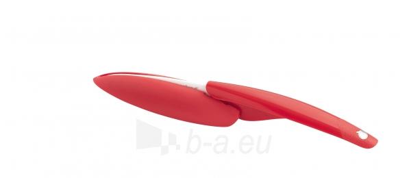 Keramikinis peilis 7,5cm, raudonas Paveikslėlis 2 iš 3 310820012681