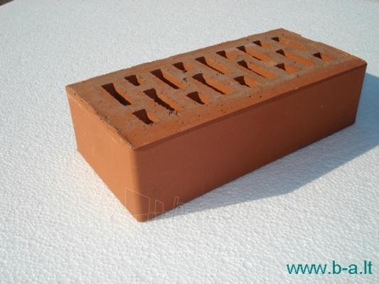 Perforated facing bricks Janka 11.101100L Paveikslėlis 1 iš 1 237610200002