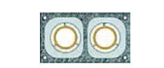 Keraminis kaminas SCHIEDEL Absolut 7,33m/140mm+160mm. Paveikslėlis 2 iš 4 310820050400