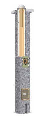 Keraminis kaminas SCHIEDEL Absolut 9m/140mm su ventiliacijos kanalu Paveikslėlis 1 iš 4 310820050153