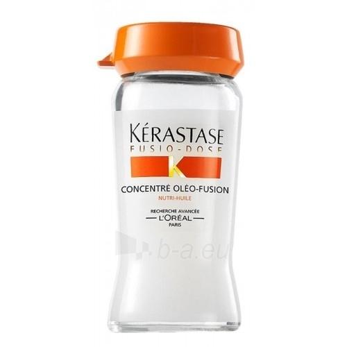 Kerastase Fusio Dose Concentre Oleo Fusion Treatment Cosmetic 15x12ml Paveikslėlis 1 iš 1 250832400160