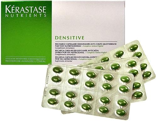 Kerastase Nutriens Densitive 60 Tablets Cosmetic 40g Paveikslėlis 1 iš 1 250832400132