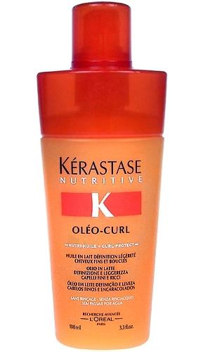 Kerastase Nutritive Oleo Curl Nutri+Curl-Protect Cosmetic 100ml Paveikslėlis 1 iš 1 250832500001