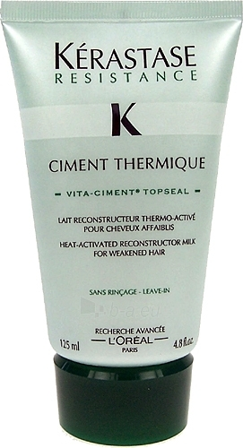 Kerastase Resistance Ciment Thermique Milk For Weakened Hair Cosmetic 125ml Paveikslėlis 1 iš 1 250832400023
