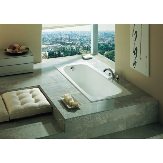 Ketinė vonia Continental 140x70 Paveikslėlis 2 iš 3 270716000769