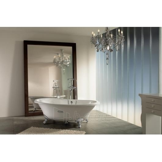 Ketinė vonia Newcast 170x85 balta su kojomis Paveikslėlis 2 iš 3 270716000770