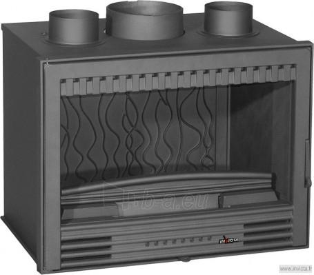 Ketinis židinio įdėklas Invicta 6674.44, su ventiliatoriumi Paveikslėlis 1 iš 1 271330000495