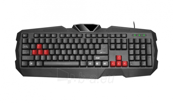 Keyboard  TRACER Battle Heroes Shinook USB Paveikslėlis 2 iš 3 250255701281