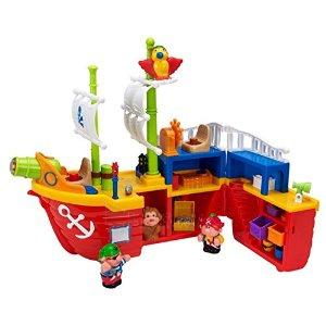 KIDDIELAND Activity Pirate Boat Paveikslėlis 1 iš 1 250710801036