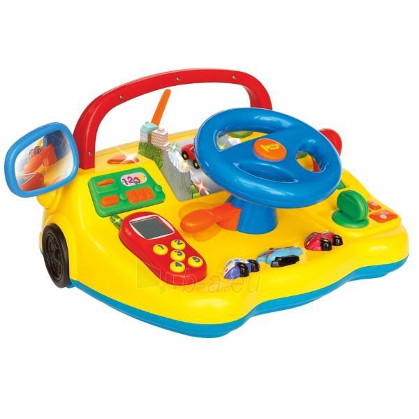 KIDDIELAND Drive-Along-Dashboard Paveikslėlis 1 iš 1 250710300445