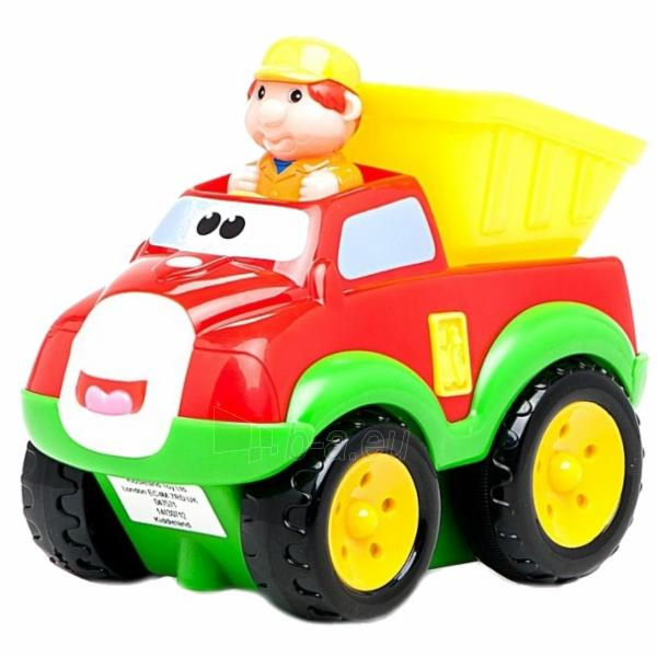 KIDDIELAND Push nGo Dump Truck Paveikslėlis 1 iš 1 250710801046