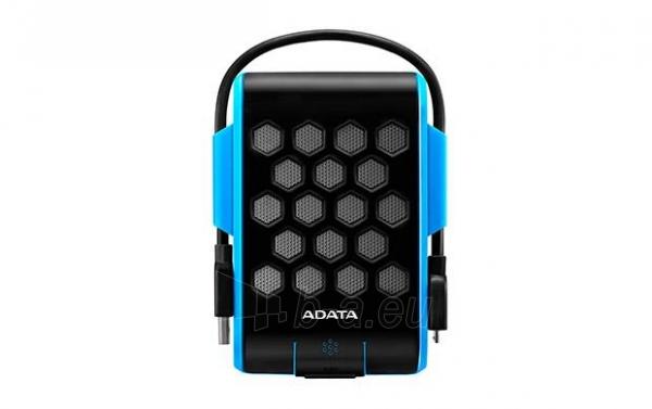 External HDD Adata DashDrive HD720 1TB USB3 Blue, Waterproof & Shockproof Paveikslėlis 1 iš 2 250255521825