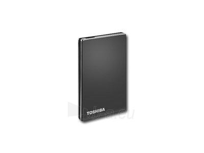 Kietasis diskas HDD External TOSHIBA StorE Steel (500GB, 2.5, USB 3.0) Titanium Paveikslėlis 2 iš 4 310820015814