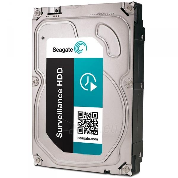 Kietasis diskas Seagate Surveillance (3.5,6TB,128MB,SATA) Paveikslėlis 1 iš 1 310820015799