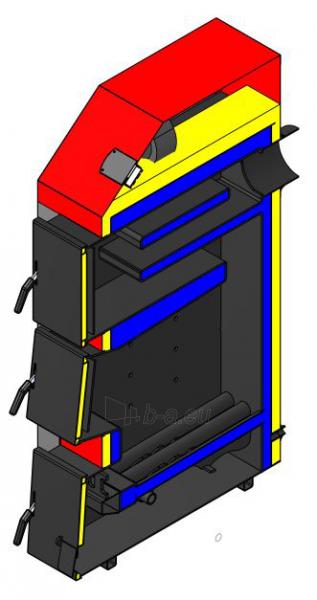 Kieto kuro katilas Protech KRUK W16, 16kw (vertikalus) mechaninis Paveikslėlis 2 iš 2 310820078891
