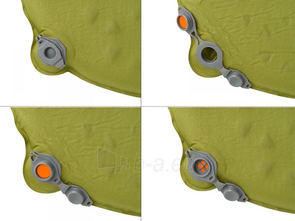 Kilimėlis Camp Mat Self Inflating Regular Rectangular Wide Paveikslėlis 3 iš 4 310820233591