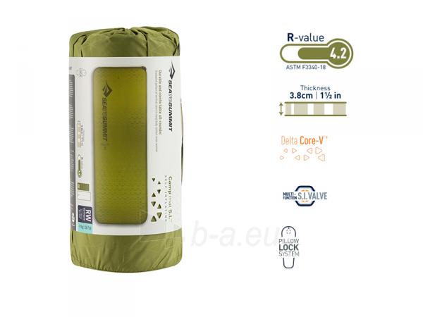 Kilimėlis Camp Mat Self Inflating Regular Rectangular Wide Paveikslėlis 4 iš 4 310820233591