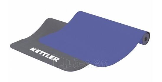 Kilimėlis jogai YOGA MAT 61x173cm violet/grey Paveikslėlis 1 iš 1 310820211322
