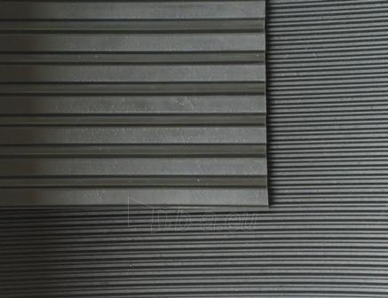 Kilimėlis plačiai rifliuotas 4mm. Paveikslėlis 1 iš 1 30115400084