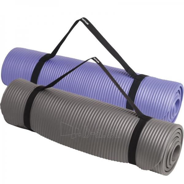 Kilimėlis sportui KETTLER, violetinis Paveikslėlis 1 iš 1 250620500025