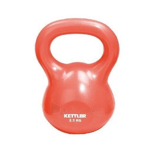 Kilnojimo svoris Kettle Bell Basic 2,5kg.grau Paveikslėlis 1 iš 1 310820123436
