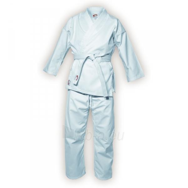Kimono karate treniruotėms 85117 dydis 130 cm Paveikslėlis 1 iš 1 30085000025