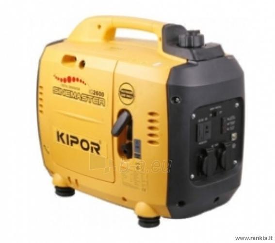 KIPOR IG2600 Benzininis generatorius Paveikslėlis 1 iš 1 310820017658