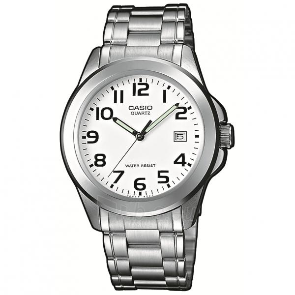 Klasisks Casio pulkstenis MTP1259PD-7BEF Paveikslėlis 1 iš 2 30069610916