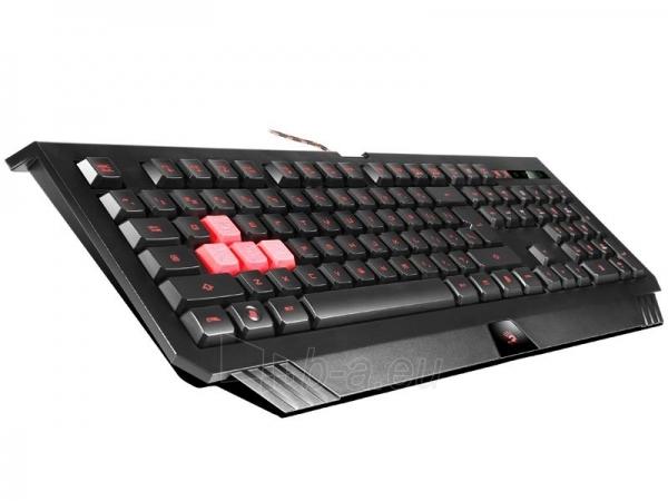Klaviatūra A4-Tech Bloody B120 USB Paveikslėlis 2 iš 4 250255701250