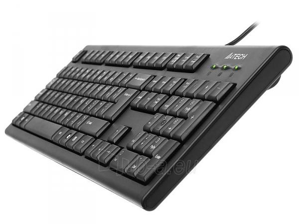 Klaviatūra A4-Tech KR-85 USB, US Paveikslėlis 3 iš 4 250255700971
