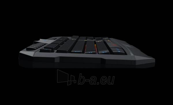 Klaviatūra Genius K20, Juoda Paveikslėlis 4 iš 4 310820000949