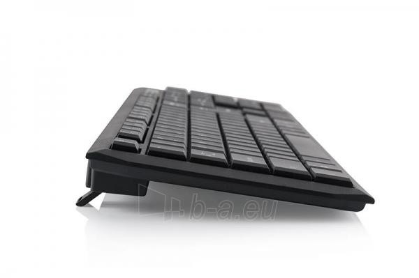 Klaviatūra MODECOM MC-5007 Hungarian layout Paveikslėlis 3 iš 3 250255701309