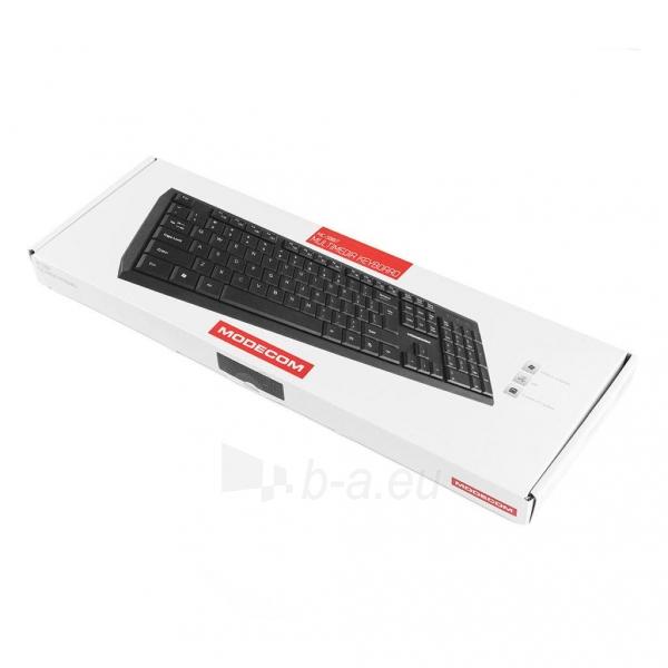 Klaviatūra MODECOM MC-5007 Paveikslėlis 7 iš 7 250255701006